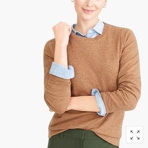 JCrew Factory cotton wool Teddie sweater